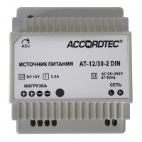 AT-12/30-2 DIN AccordTec